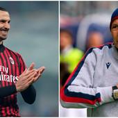 ZLATAN ISPUNJAVA ŽELJU SINIŠE MIHAJLOVIĆA? Ibrahimović rešio da NAPUSTI MILAN, ali ne i Italiju!