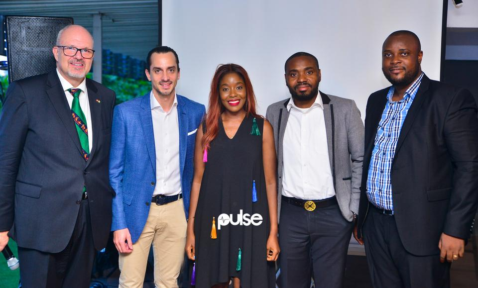 Guests at the Swiss Nigeria Business Council Event on Thursday, June 13, 2019 at the Lagos Yatch Club.