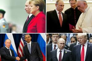 NEKA ČEKA PAPA, ANGELA, TRAMP Otkrivena tajna zašto Putin večito kasni i ko ga je NAJDUŽE ČEKAO