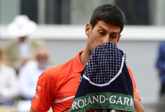 Novak Đoković se više nervirao zbog publike koja kasno ulazila na tribine nego zbog igre Jana Lenarda Štrufa