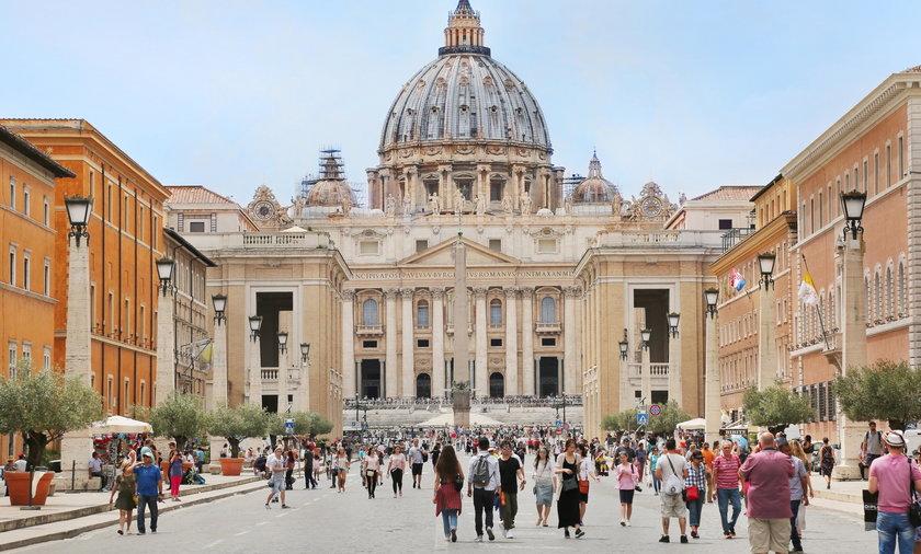 Watykan może zbankrutować?! Szokujące doniesienia