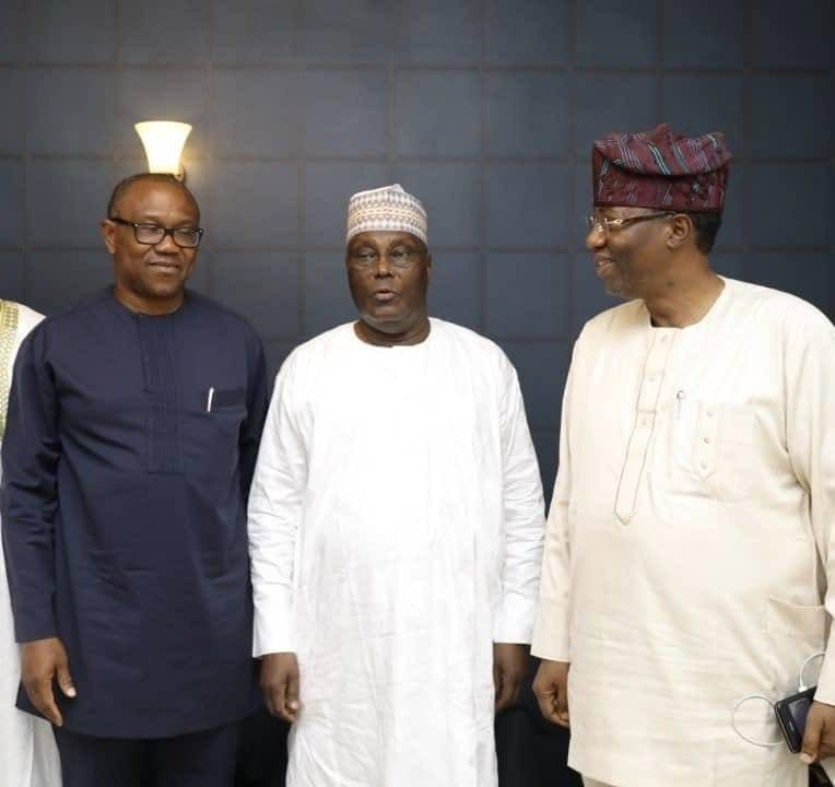 Atiku settles for Peter Obi as running mate