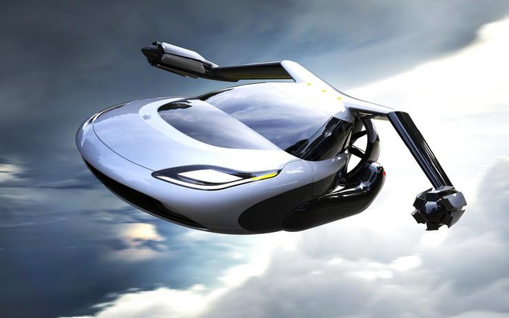 Terrafugia, leteći automobil