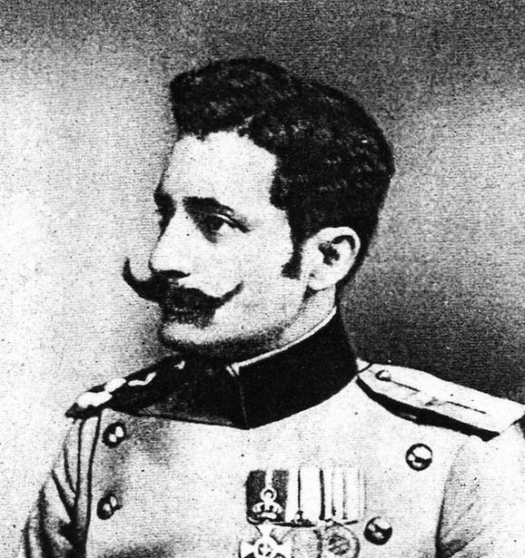 vojvoda Vojislav Voja Tankosić