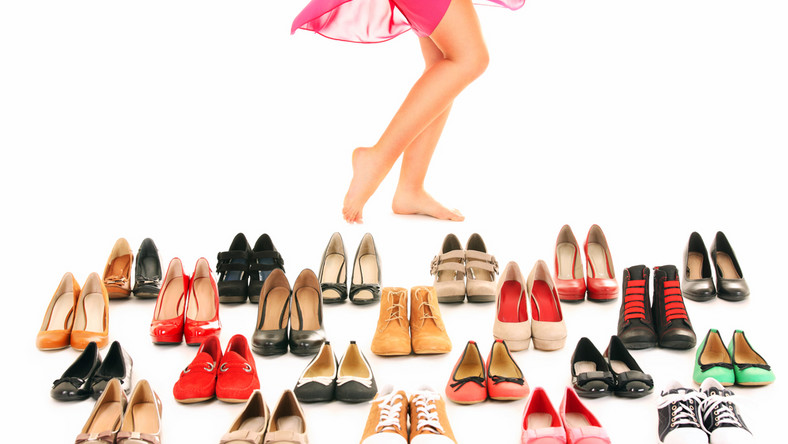 Buty zdradzają...twoją osobowość