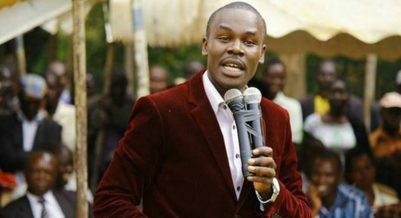 South Mugirango MP Sylvanus Osoro arrested