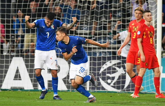 Mlada fudbalska reprezentacija Italije