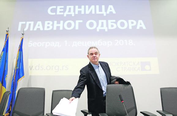 DS, Zoran Lutovac