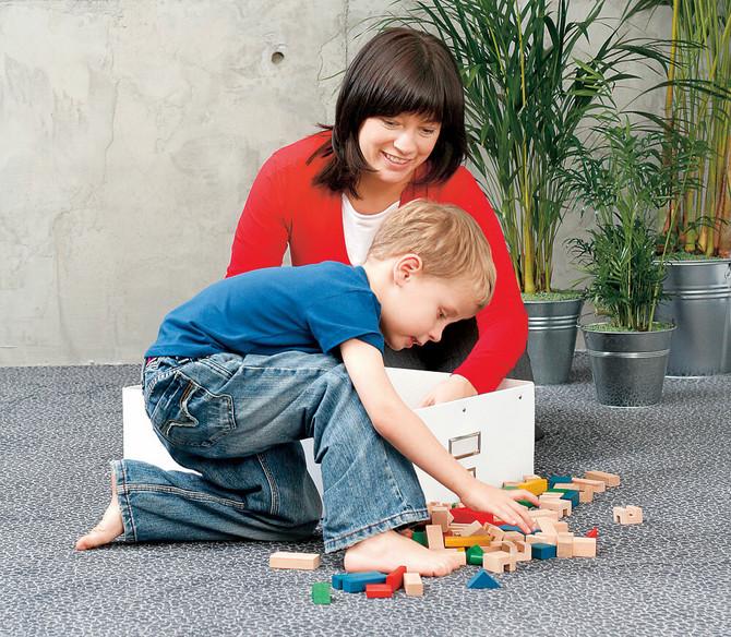 Ne morate sve da radite sami: možete da naučite decu da vam pomognu