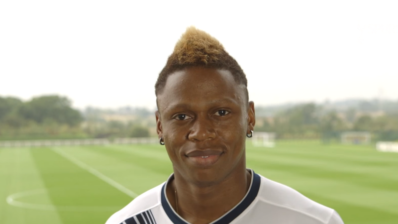 Clinton N'Jie /Fotó: Youtube