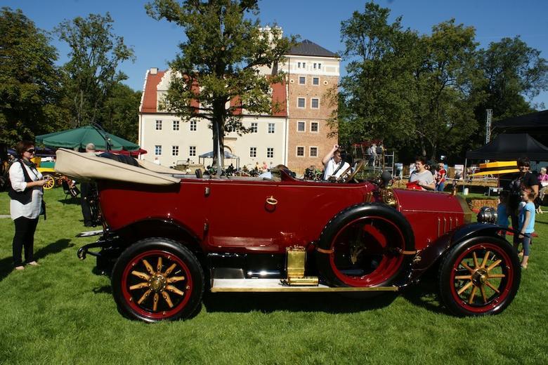 Mercedes Pozen z 1912 r.
