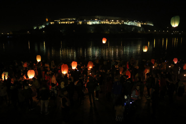 Novi Sad Festival lampioni