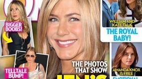 Jennifer Aniston jest w ciąży! Czyżby?