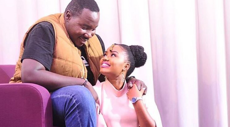 Willis Raburu's wife deactivates Instagram account