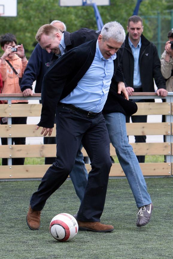 Fudbal je bio tema i na prošlim izborima