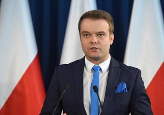 Bochenek: Wszczęcie procedury przeciwko Polsce przez KE to zagranie typowo polityczne