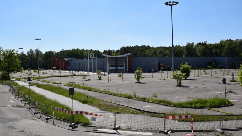 Sosnowiec: Zamknięto pierwsze centrum handlowe w Polsce