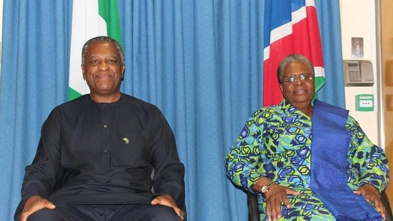 Image result for Nigeria And Republic Of Namibia Set To Strengthen Ties