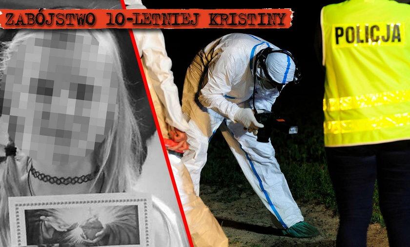 Znaleziono zwłoki 10-letniej Kristiny z Mrowin