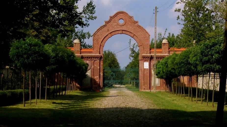 Cmentarz Żydowski Łódź