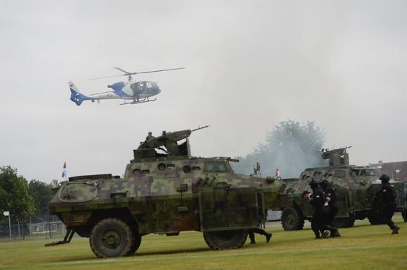 Nova borbena vozila