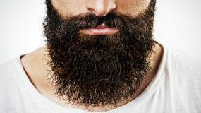 Mdli was na widok brody? To dlatego że pełno w niej zarazków!