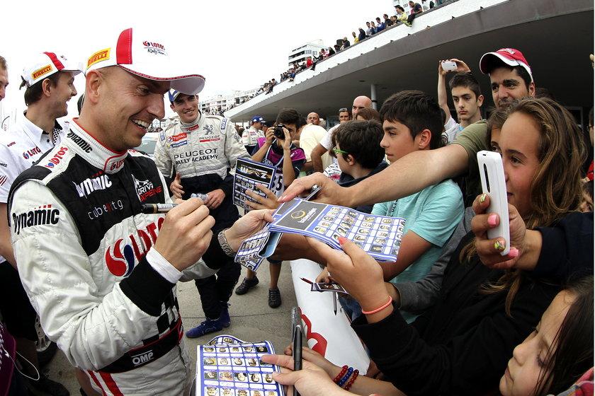 Polski mistrz Europy w końcu pojedzie w WRC