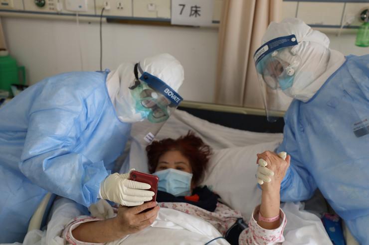 Vuhan Kina koronavirus 04 foto EPA Stringer