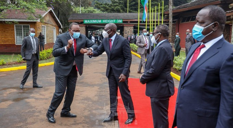 DP Ruto gets heckled at Bomas as he raises his reservations with BBI