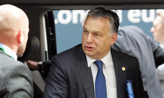 Osećaj ugroženosti od Zapada (pre svega Nemaca), opstala je kod Mađara: Viktor Orban