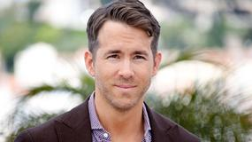 """Ryan Reynolds pokazał stare zdjęcie. Jak wyglądał z fryzurą """"na Marka Mostowiaka""""?"""