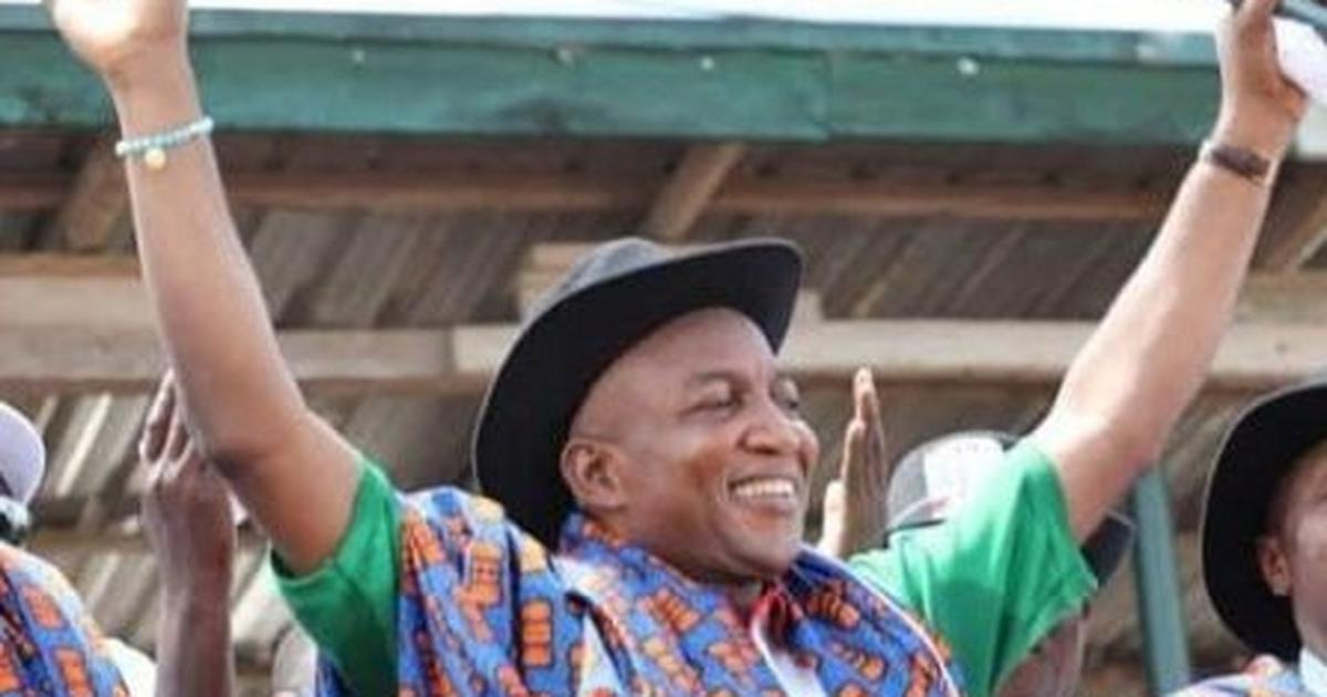 Omo-Agege congratulates Bayelsa governor-elect, David Lyon - Pulse Nigeria