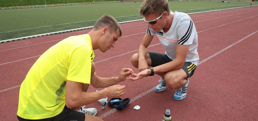 Roszady w sztabie biegowego mistrza tuż przed igrzyskami. Marcin Lewandowski pożegnał się z trenerem