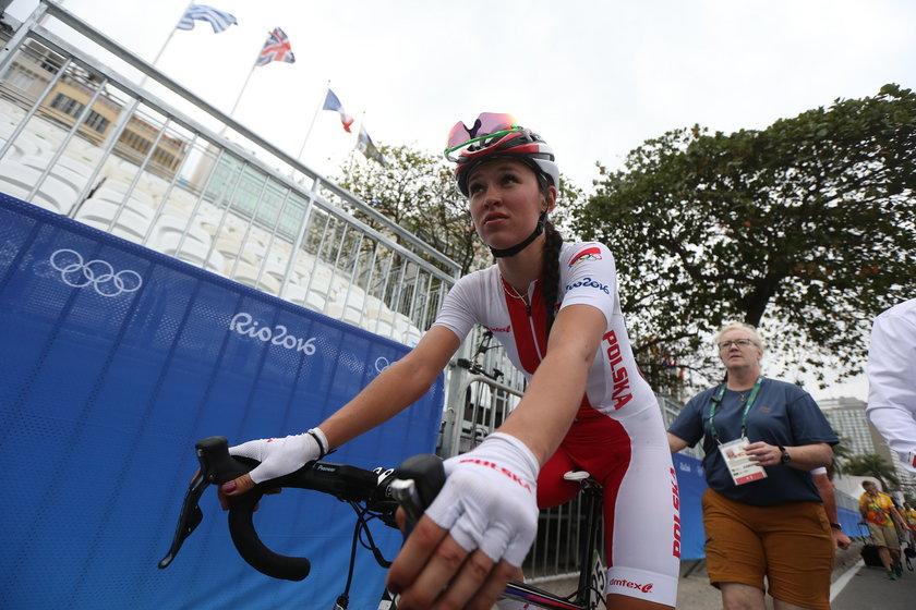 Przed niedzielnym wyścigiem kobiet ze startu wspólnego Katarzyna Niewiadoma (27 l.) czuje się bardzo mocna.