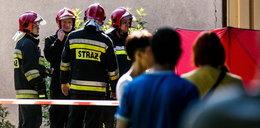 Wybuch butli z gazem zabił 80-latka. Przygniótł go strop