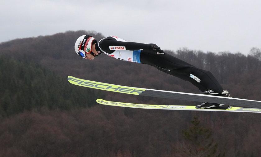 Puchar Świata w skokach narciarskich. Konkurs w Rasnovie