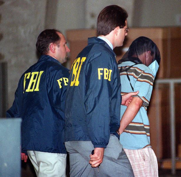 Agenci FBI w akcji. Fot. Bloomberg