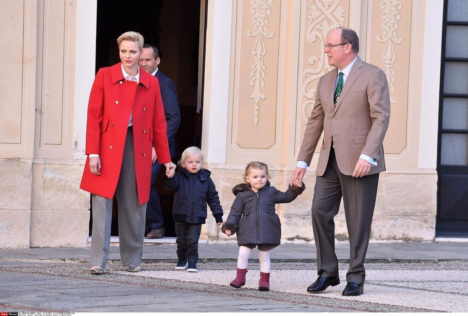 Księżniczka Gabriela i książę Jakub