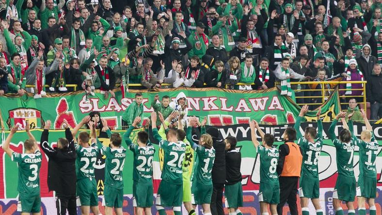 Piłkarze Śląska Wrocław