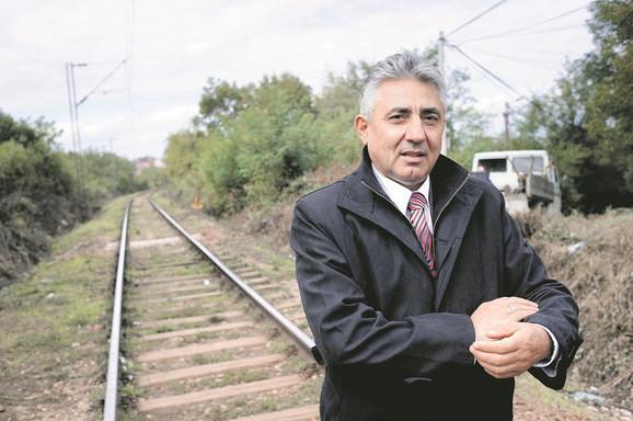 Saborci sa izborne liste: Dragoljub Simonović
