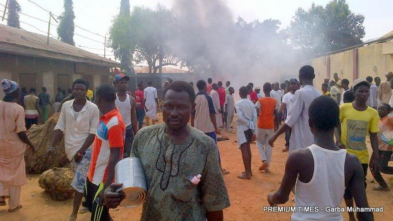 LG Chairman confirms death of 10 persons in fresh attack on Kaduna village (Illustration)
