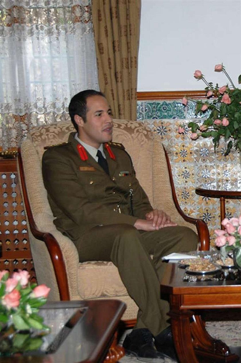 Syn Kaddafiego nie żyje? Zabili go już drugi raz