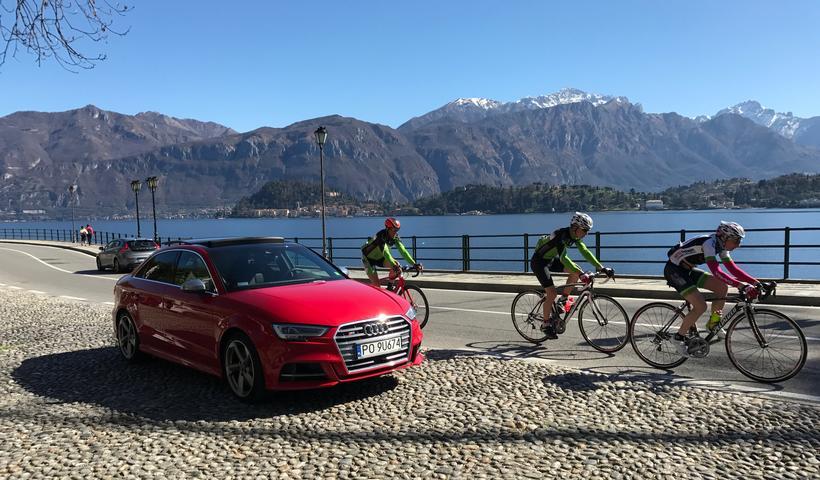 Audi S3 | Długi dystans | Część 4