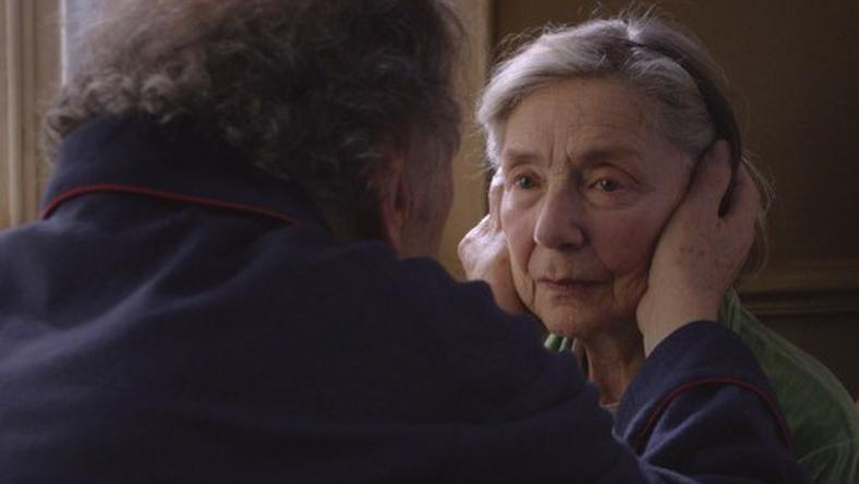 """Miłość"" (reż. Michael Haneke) - kadr z filmu"
