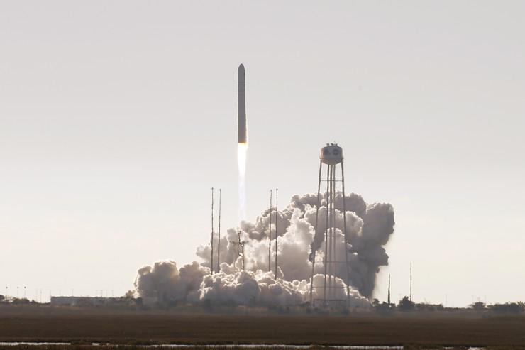 Lansiranje, svemir, NASA