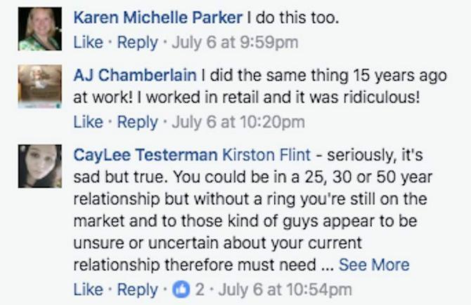 Žene su u komentarima otkrile da se služe istim trikom