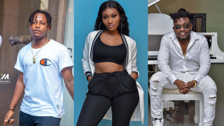 Kelvyn Boy, Wendy Shay and Bullet