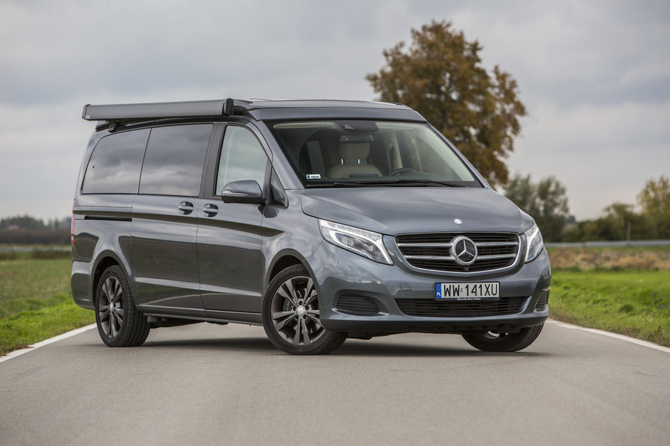 Mercedes V 250d 4Matic Marco Polo