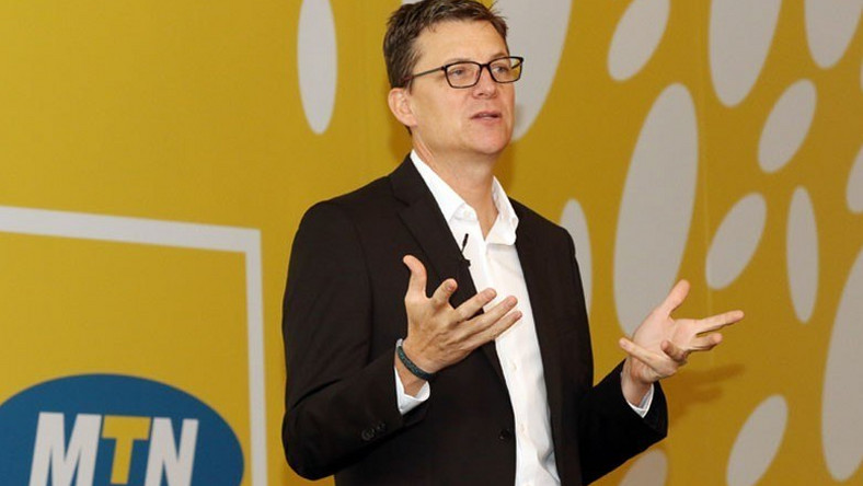 MTN Group CEO, Rob Shuter