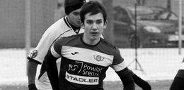 Nie żyje młody piłkarz